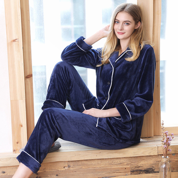 New Design Winter Pajamas for Women Stylish House Wear