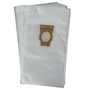 10 Clean Fairy Vacuum Bags Fit for Kirby Style F HEPA Filtration bags for ALL Sentria II Models- replacement Kirby Part#204808 (