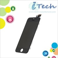 Wholesale for iphone 5 mobile phone lcd complete,for iphone 5 mobile phone lcd,screen replacement for iphone 5