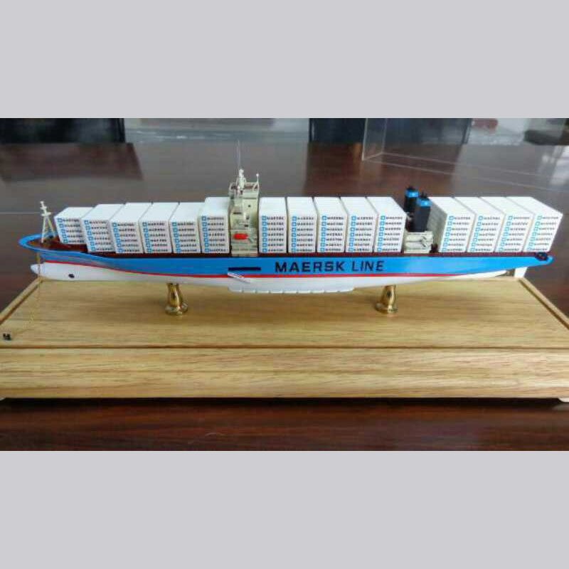 Shipping Container Alloy 1:50 Scale Freighter Ship Model please message color