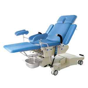 Electro-hydraulic Operating Table Howell HE-609B Hospital Medical Examination Chair Made in China Surgical Table