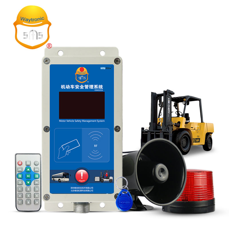 Factory Price Hyster Linde Truck Alarm Speed Limit Device