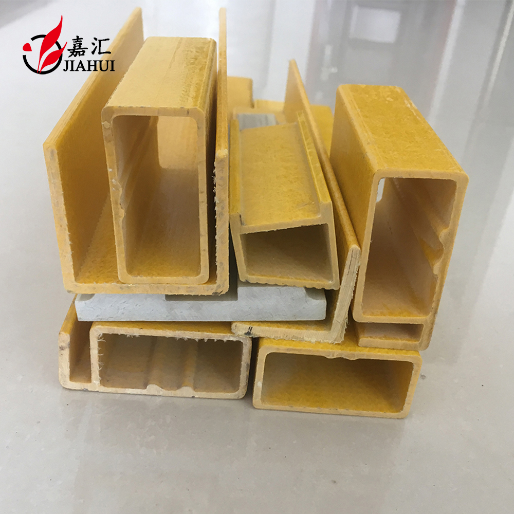 China Pultruded Structural Profiles, China Pultruded