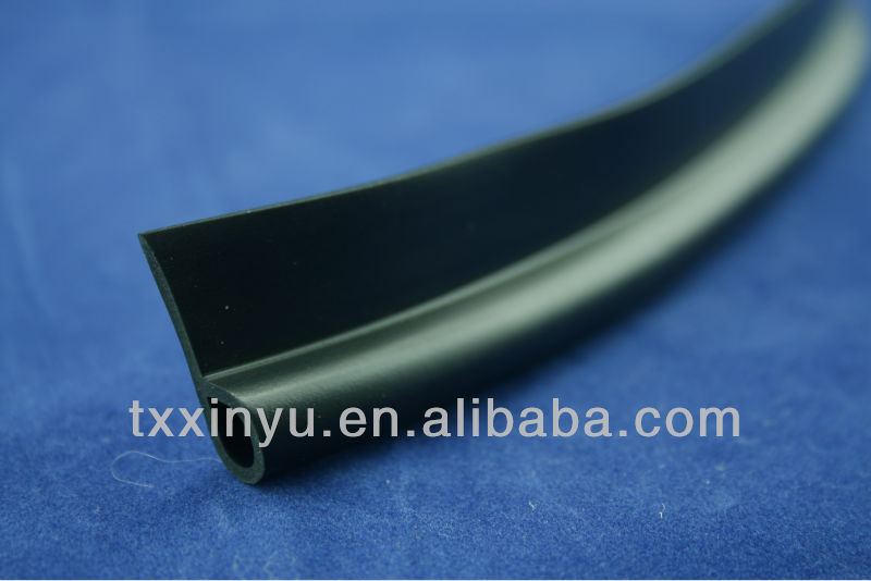 Sponge Rubber Seal Strips With Adhesive Tape