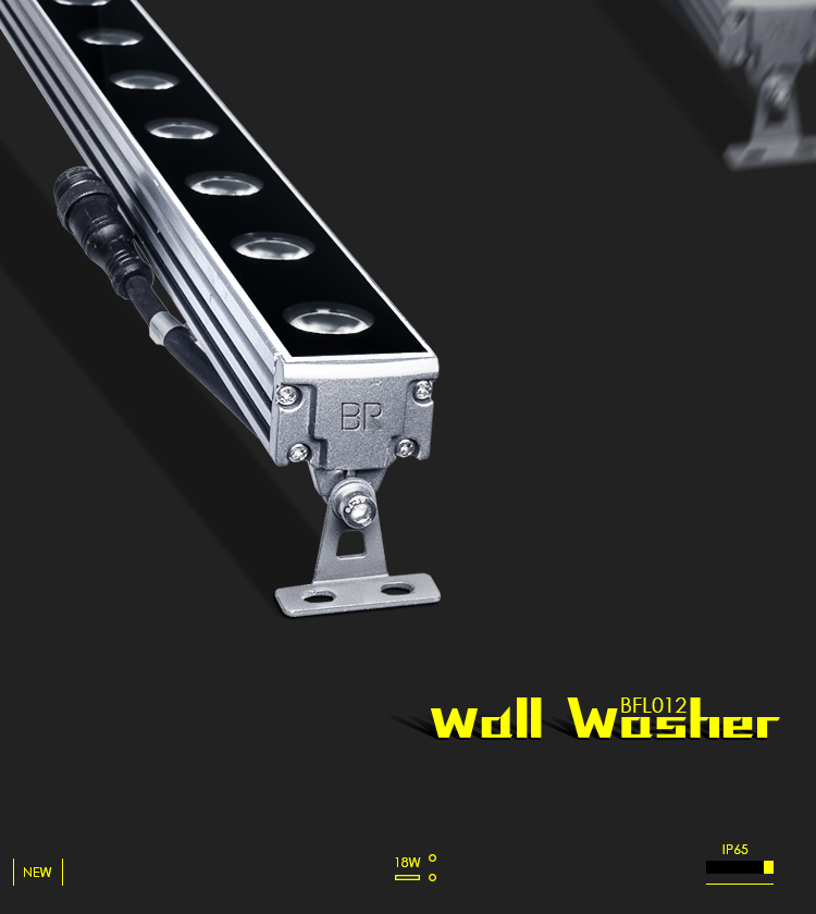 led wall washer outdoor led lights 18W
