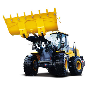 Top Brand XCMG 5 ton Telescopic Loader LW500FN in China