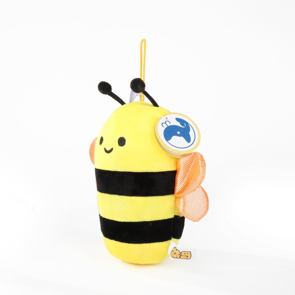 Customize Bumble Bee Adorable Bee Plush Stuffed Toys Animals Pets
