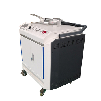 How Much Does Laser Rust Removal Cleaning Equipment ...