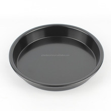BS-Não-stick 10 polegada deep dish prato de Bolo/Pizza <span class=keywords><strong>Bakeware</strong></span> Mold DIY baking Cupcake Pan Big Rodada prato assadeira de pizza pan
