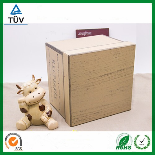 Exquisite Heaven and earth packing paper box for gifts