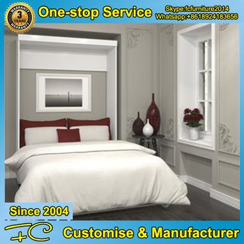 moderno trasformabile mobili camera da letto parete letto con ... - Camera Da Letto Con Divano