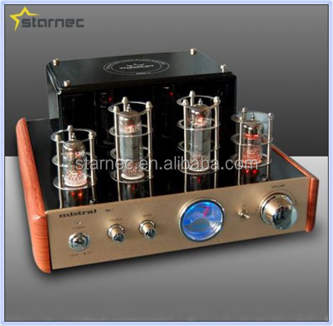 2014 New Product Bluetooth Amplifier Tube MM-1B hifi tube amplifiers tube audio amplifiers.