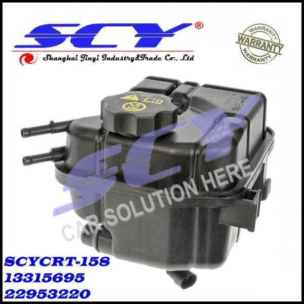 Coolant Recovery Tank Hose Mackay 32019371 fits 1999-2001 Saab 9-5