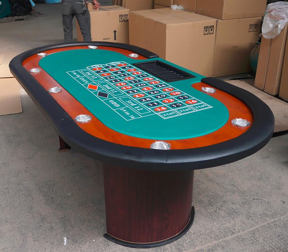 Tavolo Da Poker Legno.84 Pollice Deluxe Ruota Della Roulette Tavolo Da Poker Con Gamba Di Legno Buy Ruota Della Roulette Tavolo Tavolo Pieghevole Con Ruote Ruota Della
