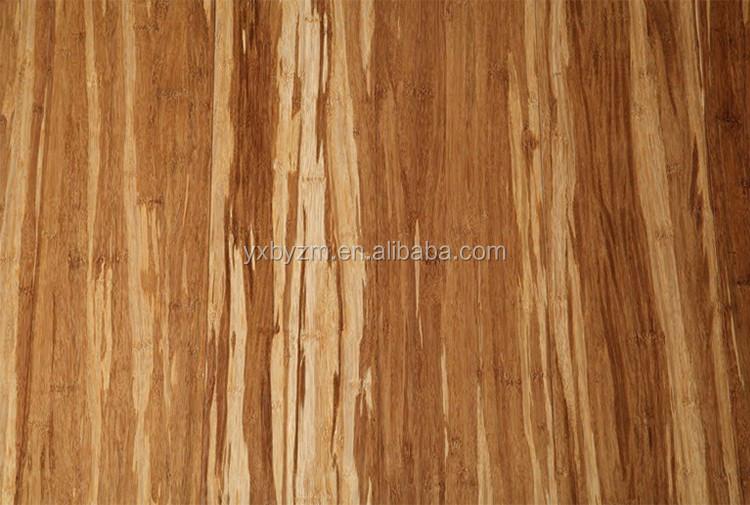 Tijger bamboe vloer bamboe vloeren dek voor het maken van meubels