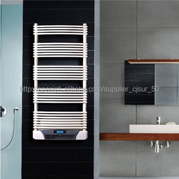 Oil Filled Electric Towel Warmer Bathroom Fan Heaters With Remote Control