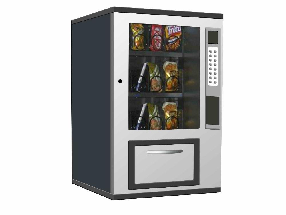 Desktop Mini Vending Machine For Snack Vending Machine