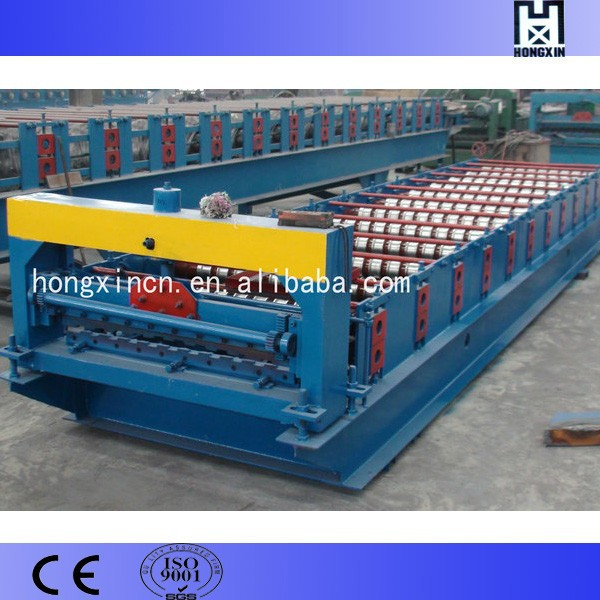 Cold C Section C8 Tile Roll Forming Machine/Wall Panel Making Machine