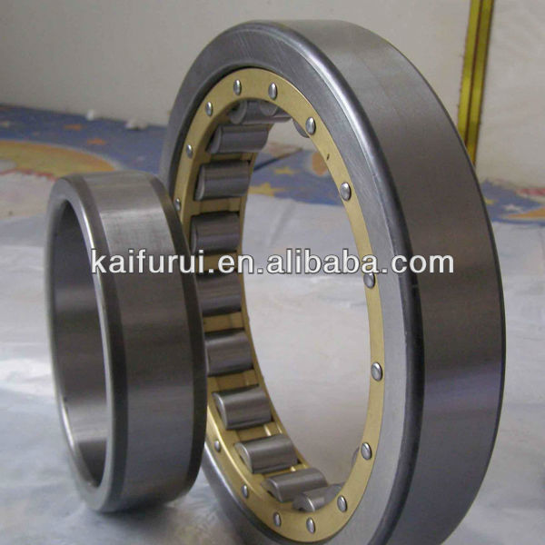 Hot sale Bearing NJ320E Cylindrical Roller Bearing 100*215*47mm High quality Low price