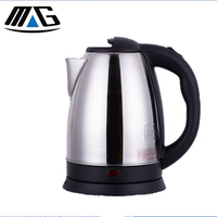 Hot Selling 2.0l CB CE GS UL Certificate 220v Stainless Steel Electric Kettle electric tea kettle