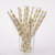 Bamboo Colored drinking straws biodegradable disposable straws degradable paper straws wholesale