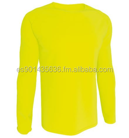 Long sleeves technic t-shirt