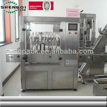 Shanghai Automatic Lin-seed Oil Filling Machine