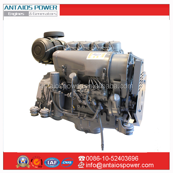 25HP DEUTZ ENGINE FOR HYDRAULIC PUMP F4L913 AIR COOLED