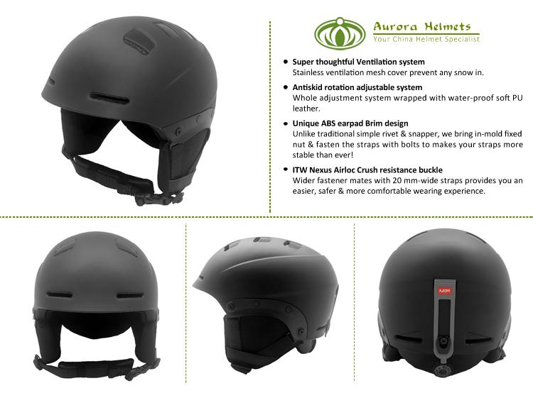 2019 New Alpine Ski Touring Helmet 8
