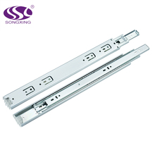 Kitchen cabinet furniture sliders telescopic drawer channel