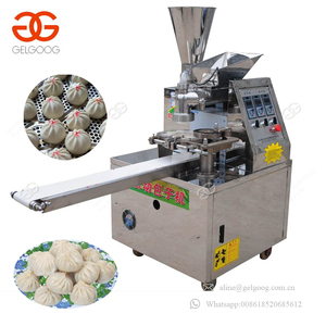 China Factory Promotion Round Shape Frozen Steamed Bun Making Machine Steam Bun Machine