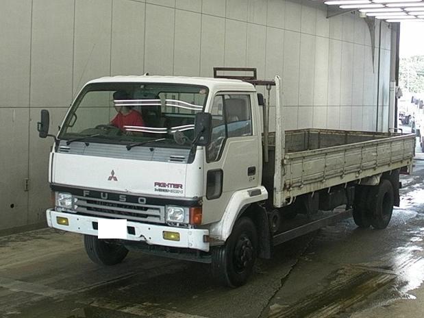 Mitsubishi Fuso Fighter Truck / 6d16 Engine/ Air Brake/ 4 Ton ...