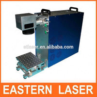 Eastern China Fast Speed Desktop Fiber Laser Marking Machine IPG Rotary Paypal