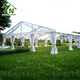China Export Cheap 500 People Waterproof Transparent PVC Canvas Wedding Party Tent for Sale
