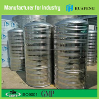 Stainless steel crude oil storage tank