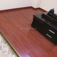 carbon crystal electric far infrared heating exterior wood floor
