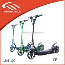 24V 100W kids mini electric scooter with high quality