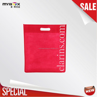 Cheapest conventional everyday foldable soft die out tote bag pp non woven shopping bag
