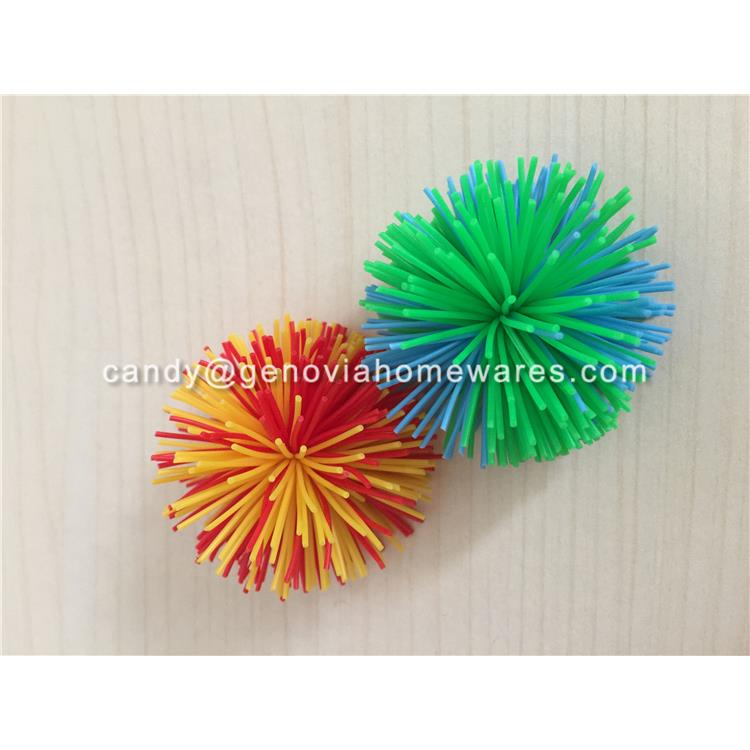 Sedex 4-Pillar Factory koosh ball for wholesales