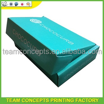 custom printed corrugated mailer box