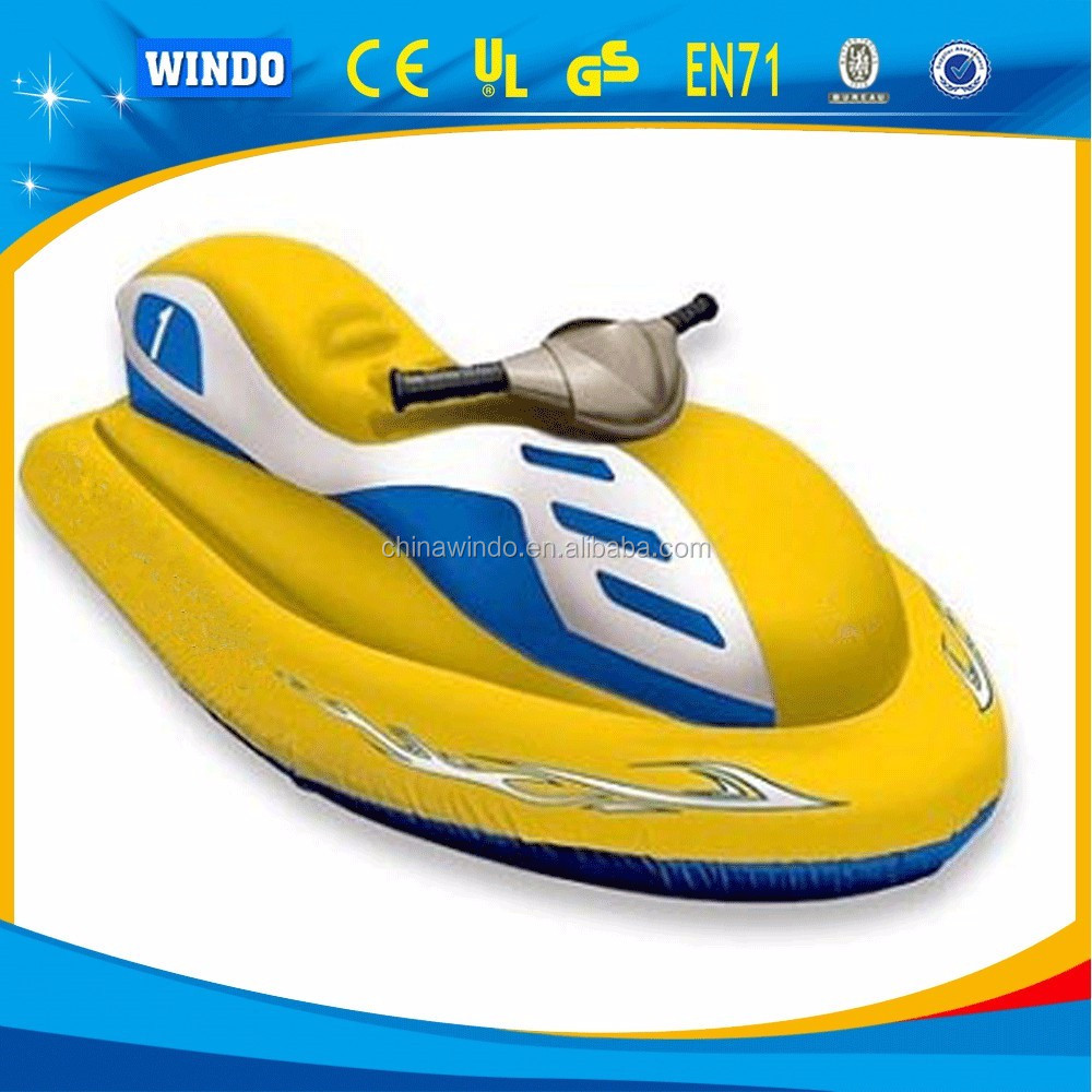 Chinawindo inflatable sea scooter electric jet ski <strong>boat</strong>