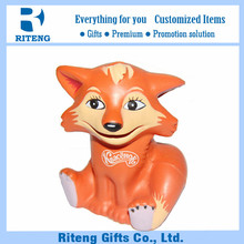 Children Toy Fox Stress Ball