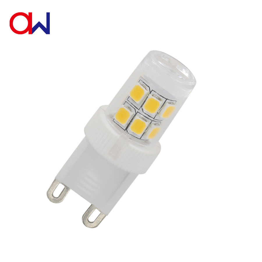 G9 mini led, g9 led dimmable, dimmable 2 W g9 lighting led