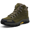 New model cow suede high top leather Men Mile Hiking Boots brand european factory