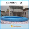 Blue Color Inflatable Adult Swimming Pool For Sale