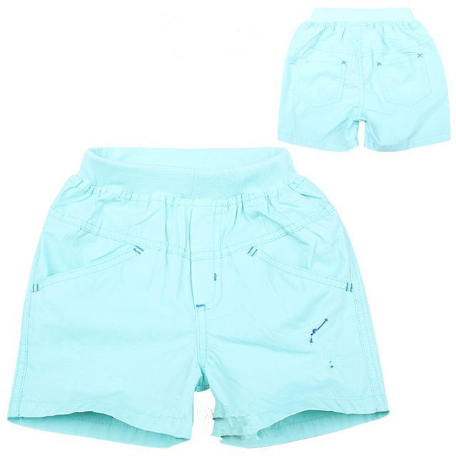 1c374ddb27f5 Get Quotations · HOT Sale boys shorts casual sky blue boys pants fashion  baby boys clothing kids trousers cotton