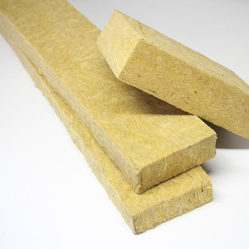 Широко используется в Корее водонепроницаемый Рок шерсть плиты для изоляции