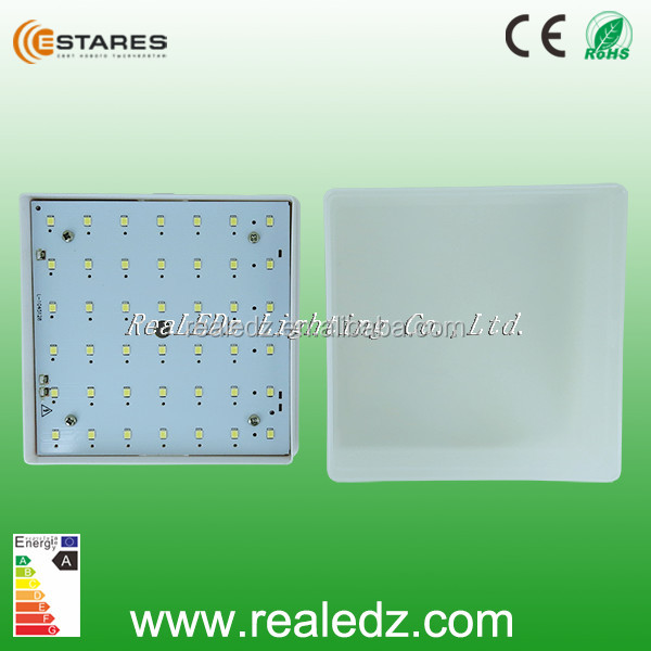 2Years warranty tra Square slim led ceiling panel light for 600*600mm Modar luminaire