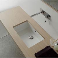 cUPC undermount ceramic sinks for bathroom use