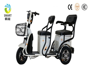 CE approved Leisure scooter phillips electric bicycle and rickshaws for sale